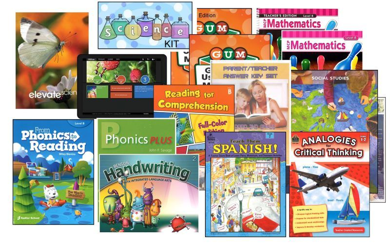 2nd Grade Curriculum Bundle - Standard