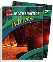 Mathematics Pathways Bundle - Grades 7-10 with Solutions Manual