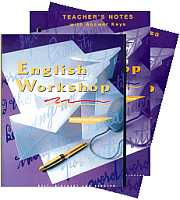 English Workshop Grade 9 Course 3 Set w/Student Text & Assessmen
