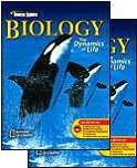 Glencoe Biology - The Dynamics of Life Set w/Student Text & Answ