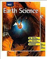 Earth Science Set Grades 9-12 w/Student Textbook & Answer Key b