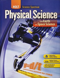 SPECTRUM Bundle - Grades 9-12 Physical Science & Earth & Space