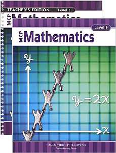 MCP Math - Grade 6 Bundle