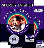 Shurley English Level/Grade 6 Homeschool Bundle