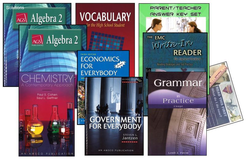 11th Grade Curriculum Bundle - Standard