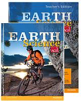 Earth Science Bundle - Grades 6-12 with Teacher's Edition