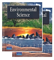 Environmental Science Set - Grades 8-12 w/Student Textbook & Ans