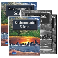 Environmental Science Set - Grades 8-12 w/Student & Teacher Text