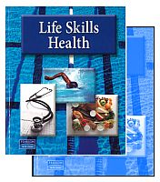Life Skills Health Grades 9-12 Set w/Student Textbook & Answer K