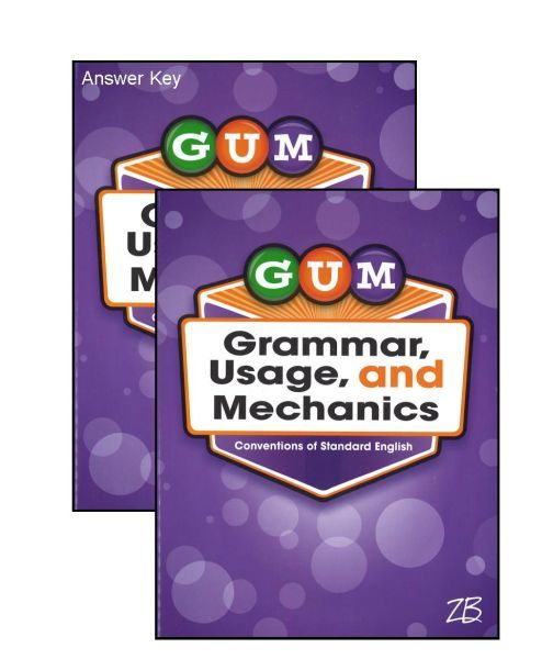 G.U.M. Grammar Usage & Mechanics Bundle - Grade 6