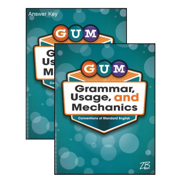 G.U.M. Grammar Usage & Mechanics Bundle - Grade 7