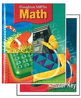Houghton Mifflin Math - Grade 6 Bundle
