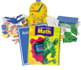 Houghton Mifflin Math Bundle - Kindergarten w/Manipulatives