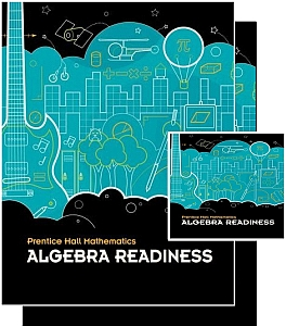 Prentice Hall Math - Algebra Readiness Bundle