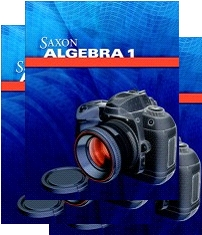 Saxon Math Algebra 1 Bundle - 4th Edition