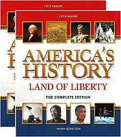 Land of Liberty Bundle - Grades 6-12