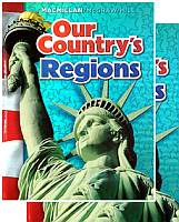 Our Countrys Regions Bundle - Grade 4