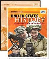 United States History 1850 to Today Bundle - Grades 9-12