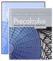Pearson Pre Calculus AP Bundle with Solutions Manual