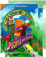 Scott Foresman Social Studies Bundle - PEOPLE & PLACES - Grade 2