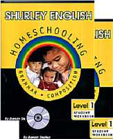 Shurley English Level/Grade 1 Homeschool Bundle