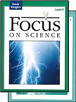 Harcourt SV - Focus On Science Bundle w/AK - Grade 6