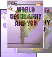 World Geography & You Workbook Bundle