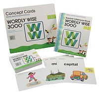 Wordly Wise 3000 3rd Edition Grade 1 Bundle