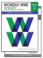 Wordly Wise 3000 3rd Edition Grade 2 Bundle