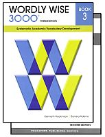 Wordly Wise 3000 3rd Edition Grade 3 Bundle