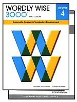 Wordly Wise 3000 3rd Edition Grade 4 Bundle