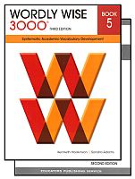 Wordly Wise 3000 3rd Edition Grade 5 Bundle