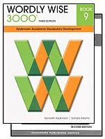 Wordly Wise 3000 3rd Edition Grade 9 Bundle