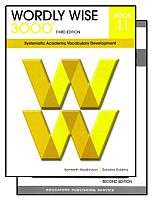 Wordly Wise 3000 3rd Edition Grade 11 Bundle
