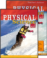Physical Science Bundle w/Teacher Text