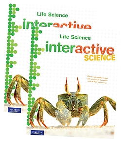 Pearson Interactive Science Bundle - Grade 6 - Life Science