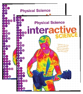 Pearson Interactive Science Bundle - Grade 8 - Physical Science