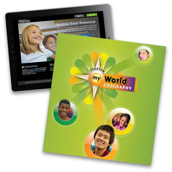 myWorld Geography Homeschool Budle - Grades 7 - 8
