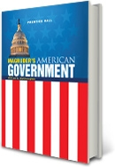 Magruder's American Government: Essential Questions Journal - Hi