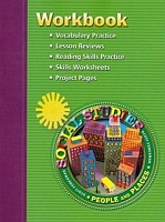 Social Studies Grade 2 People and Places Student Workbook