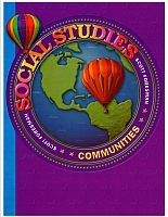 Workbook to COMMUNITIES Social Studies Grade 3 by Scott Foresman