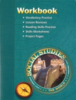 Workbook to THE WORLD by Scott Foresman - Vocabulary, Lesson Rev