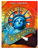 Workbook to THE UNITED STATES Social Studies Grade 5 by Scott Fo