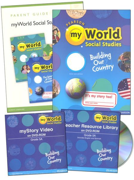 myWorld Social Studies - Grade 5 Homeschool Bundle