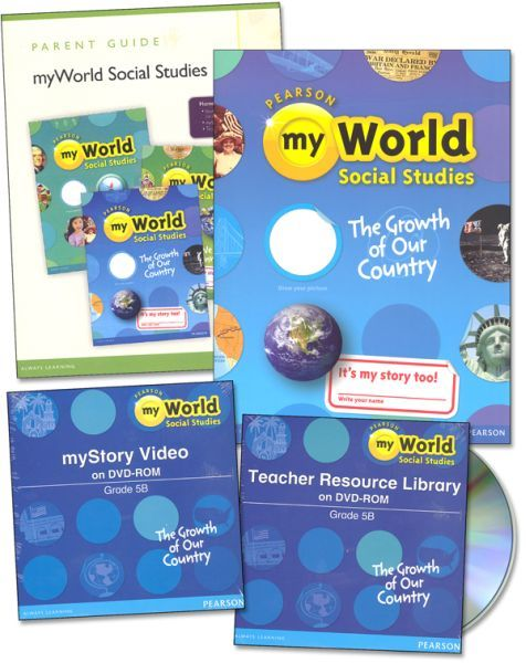 myWorld Social Studies - Grade 6 Homeschool Bundle