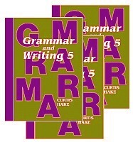 Saxon Grammar and Writing 1st Edition Grade 4 Bundle