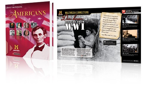The Americans - Grades 9-12 Bundle