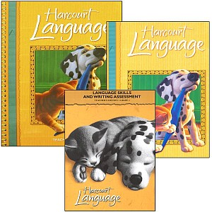 Harcourt Language Bundle - Grade 1