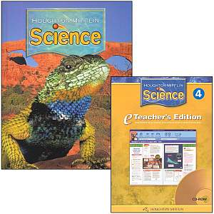 Houghton Mifflin Science Bundle - Grade 4