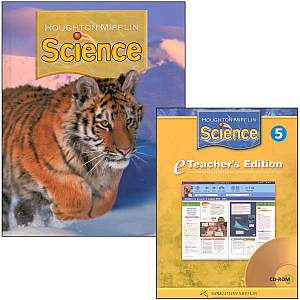 Houghton Mifflin Science Bundle - Grade 5